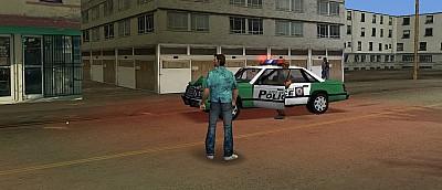 Моддеры улучшили графику легендарной GTA: Vice City, заменив более тысячи текстур