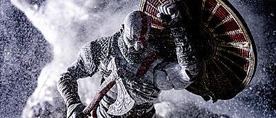 Разработчиков God of War впечатлил фанатский постер фильма по игре. На нем Кратос похож на Хеллбоя