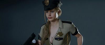 Моддер сделал Клэр из Resident Evil 2 еще горячее. Не обожгитесь!