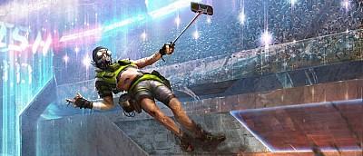 Новый герой Apex Legends получился настолько смешным, что с него «орут» даже разработчики