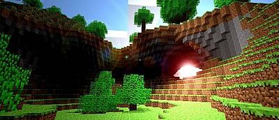В Minecraft игроки поставили памятник создателю игрового сервера, который недавно умер от рака