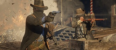Слух: Red Dead Redemption 2 для ПК покажут 22 апреля. Она будет эксклюзивом Epic Games Store