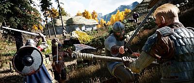 Рагнарёк грядет! Украинцы показали геймплей своего жестокого слэшера про викингов