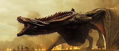 Sony бесплатно раздает игрокам тему на PS4, которая добавляет на экран дракона и музыку из «Игры престолов»