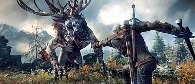 Геймер собрал экран из трех ультрашироких мониторов и запустил на них The Witcher 3