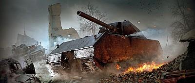 Железный капут — история супер-танка Maus и его воплощение в World of Tanks