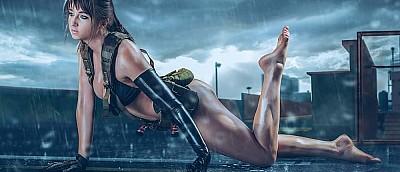 Воскресный косплей в стиле милитари на персонажей PUBG, Metal Gear, Mortal Kombat и других игр (18+)