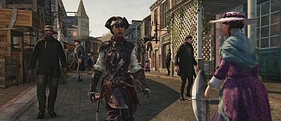 В ремастере Assassin's Creed 3 исправили внешний вид персонажей: их лица больше не засвечиваются
