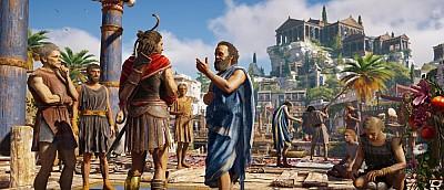 Геймер показал, как Assassin's Creed Odyssey выглядит с «трассировкой лучей» на RTX 2080 Ti