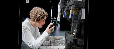 Microsoft показала живой геймплей Minecraft Earth — видео