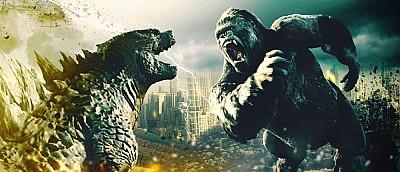Слух: на E3 2019 покажут файтинг «Годзилла против Конга». В сеть слили список персонажей
