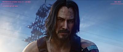 Вышел новый трейлер Cyberpunk 2077 с E3 2019 с расчлененкой и Киану Ривзом