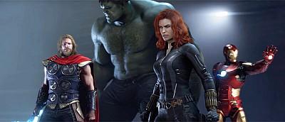 Анонсирована игра по «Мстителям» с Железным человеком, Тором, Халком и другими супергероями — трейлер