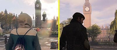 Виртуальный Лондон сравнили в Watch Dogs Legion и Assassin's Creed Syndicate — видео