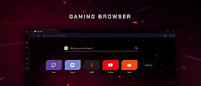 Opera представила специальную версию браузера для геймеров Opera GX