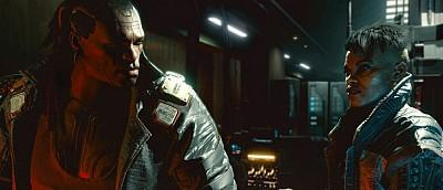 Художница CD Projekt прокомментировала рекламу с изображением трансгендера в Cyberpunk 2077