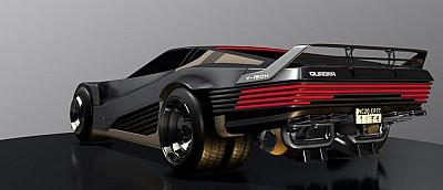 В Cyberpunk 2077 можно призвать свой транспорт в любое время как Плотву в The Witcher 3 — новые подробности