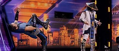 Танцоры из Кыргызстана поразили всех выступлением по Mortal Kombat на шоу талантов в США