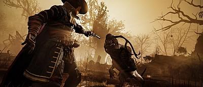 Появилось 10 минут нового геймплея GreedFall — битва с боссом, открытый мир и разнообразие оружия