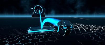 Халява: в Steam бесплатно отдают Kabounce — яркий экшен про трехмёрный пинбол с достижениям