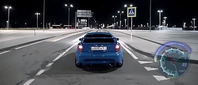 «Накрыла ностальгия» — русскоязычный ютубер снял реалистичную пародию на Need for Speed