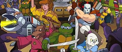 Вышла бесплатная игра про Черепашек-ниндзя. В ней есть 60 персонажей и локальный кооператив