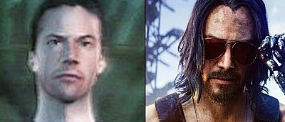 От «Матрицы» до Cyberpunk 2077 — на видео показали, как менялся Киану Ривз в играх