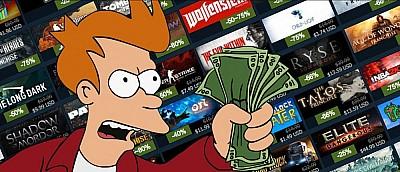 По слухам, завтра в Steam начнется Летняя распродажа игр
