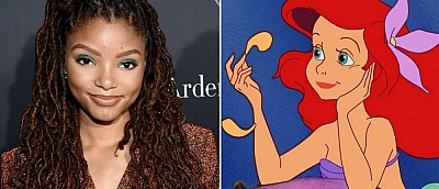 СМИ: певица Холли Бэйли сыграет главную роль в фильме «Русалочка» от Disney