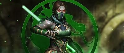 Героиня Mortal Kombat 11 присоединилась к флешмобу по сбиванию крышечки с бутылки