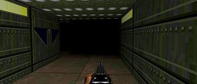 Мод для Doom отключает всё освещение. Шутер превращается в хоррор