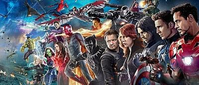 «Четвертая фаза» — Marvel анонсировала множество новых фильмов и сериалов на Comic-Con с таймлайном
