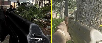 На видео сравнили графику новой Call of Duty: Modern Warfare и ремастера первой части