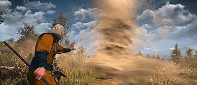 Геральта превратили в волшебника модом для The Witcher 3