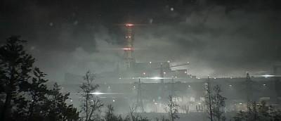 Новый тизер Chernobylite показал локацию с Чернобыльской АЭС и взрывы
