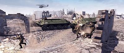 Война СССР против США стала ключевой темой продолжения игры «В тылу врага: Штурм 2»