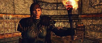 Ютубер прошёл Skyrim с помощью факела и супа — видео