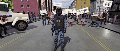 Анонсирован симулятор ОМОНа с коопом, разгоном митингов и ловлей Карнавального. Все за 30 рублей