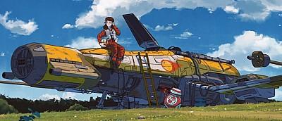 Художник показал, как может выглядеть аниме по «Звёздным войнам»