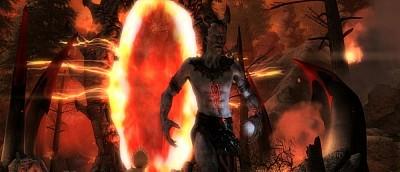 Разработка фанатского ремейка Oblivion на движке Skyrim близка к финалу — трейлер