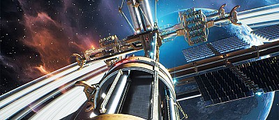 Появились скриншоты нового космического экшена с открытым миром на Unreal Engine 4
