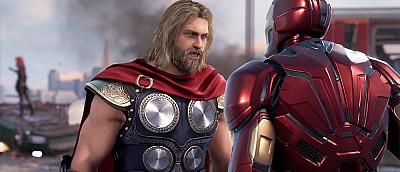Разработчики Marvel's Avengers показали геймплей за Халка, Тора и других Мстителей в 4K