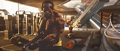 Семь новых скриншотов Cyberpunk 2077 — автомобиль, Киану Ривз и взрыв в здании