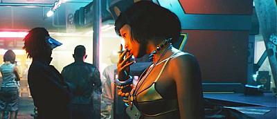Nvidia показала, как выглядит графика Cyberpunk 2077 с трассировкой лучей — скриншоты