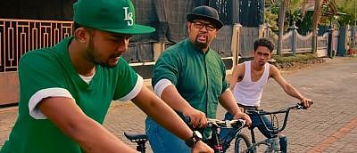 Энтузиасты воссоздали GTA San Andreas в реальной жизни — видео