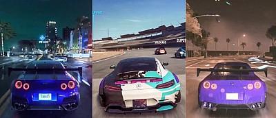 На видео сравнили графику Need for Speed Heat, Payback и NFS 2015