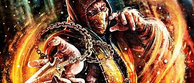 Фанат воссоздал сцену убийства со Скорпионом из Mortal Kombat. Эд Бун в восторге