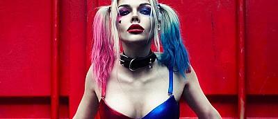 Горячий косплей на Харли Квинн (Harley Quinn) из DC