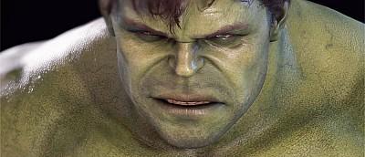 Создатели Marvel's Avengers показали Халка с другим цветом кожи — видео
