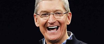 Apple затроллила PC, показав пасхалку с синим экраном смерти и секретным посланием